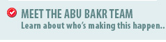 Meet The Abu Bakr Team
